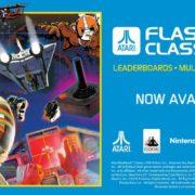 Nintendo Switch版『Atari Flashback Classics』の海外ローンチトレーラーが公開!