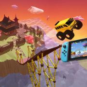 Switch版『Build a Bridge』が海外向けとして2019年1月17日に配信決定!受賞歴のある物理学ベースの橋建設パズルシミュレーター