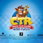 『Crash Team Racing Nitro-Fueled』がコンソール向けとして2019年6月21日に発売決定!『クラッシュ・バンディクー レーシング』がリマスター化されて復活!