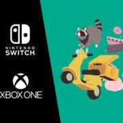 Switch&Xbox One版『Donut County』が海外向けとして2018年12月18日に配信決定!可愛らしい世界観が特徴のストーリー性のある物理パズルゲーム