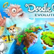 Switch版『Doodle God: Evolution』が海外向けとして2019年1月24日に配信決定!やり始めたら病みつきのパズル&創世ゲーム