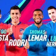 『FIFA 19』のアトレティコ・マドリード 選手トーナメント トレーラーが公開!