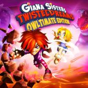 Nintendo Switch用ソフト『ギアナシスターズ: ツイストドリームズ – オウルティメイト エディション』が2018年12月27日に発売決定!キュートでパンクな横スクロールアクション