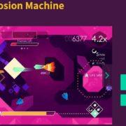 Switch版『Graceful Explosion Machine』の体験版が12月13日から配信開始!カラフルなシューティングゲーム