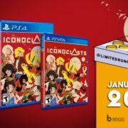 PS4&PSVita&Switch版『Iconoclasts』のパッケージ限定版がLimited Run Gamesから2019年1月に発売決定!