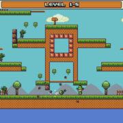 Switch版『Job the Leprechaun』が海外向けとして発売決定!レトロスタイルの2Dアクションゲーム