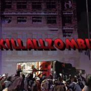 Switch版『Killallzombies』が海外向けとして2019年1月17日に配信決定!ゾンビサバイバルシューター