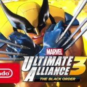 『Marvel: Ultimate Alliance 3』がNintendo Switch向けとして2019年に発売決定!