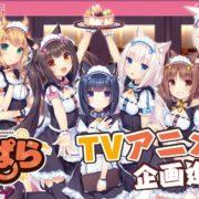 『ネコぱら』のTVアニメ化が決定!コミケで発表