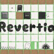 Switch版『リバーティア』が2018年12月20日に発売決定!オセロを題材にした2Dパズルアクションゲーム