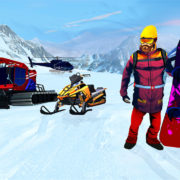Switch用ソフト『Snowboarding The Next Phase』が海外向けとして2019年1月10日に配信決定!