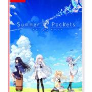 Switch版『Summer Pockets』の発売日が2019年6月20日に決定!『Kanon』のKeyによって開発された恋愛アドベンチャーゲーム