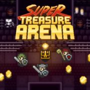Switch版『Super Treasure Arena』が2018年12月27日に国内発売決定!最大4人で遊べるレトロスタイルの対戦型ファンタジーアクションゲーム