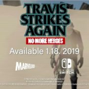 『Travis Strikes Again: No More Heroes』のCoffee And Doughnut Trailerが公開!