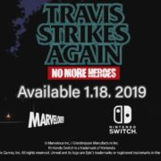 『Travis Strikes Again: No More Heroes』のElectric Thunder Tiger II Trailerが公開!