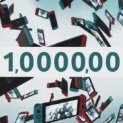 Switch版『Warframe』のダウンロード本数が100万本を突破!