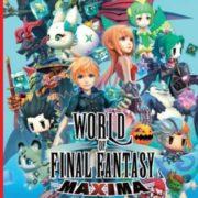 『ワールド オブ ファイナルファンタジー マキシマ』のパッケージ版が東南アジアで発売決定!