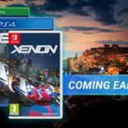 PS4&Xbox One&Switch&PC用ソフト『Xenon Racer』の発売時期が2019年初頭に決定!ハイスピード3Dレースゲーム