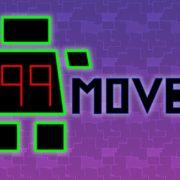 Switch版『99Moves』が海外向けとして2019年2月8日に配信決定!99回の移動でゴールを目指す制限アクション