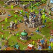 Switch用ソフト『タウンズメン』 が2019年1月24日から配信開始!中世ヨーロッパを舞台にあなただけの町を作る町づくりシミュレーションゲーム