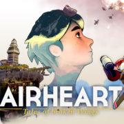 Switch版『Airheart – Tales of broken Wings』が海外向けとして2019年1月31日に発売決定!ディーゼルパンクな航空アクション+シューティングゲーム
