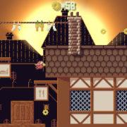 Switch版『Avenger Bird』が海外向けとして2019年2月5日に配信決定!ピクセルアートの2D横スクロールアクションゲーム