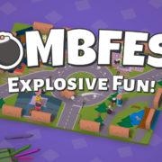 『BOMBFEST』が海外向けとして2019年1月31日に配信決定!爆発的な物理学ベースのパーティアクションゲーム
