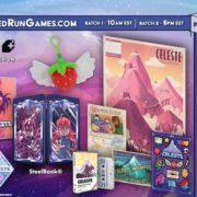 パッケージ版『Celeste』の予約受付がLimited Run Gamesで開始!