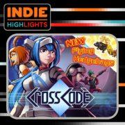 Switch版『CrossCode』が海外向けとして2019年に決定!レトロゲームから影響を受けたSFストーリーベースの2DアクションRPG