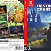 PS4&Switch用ソフト『DESTINY CONNECT』のダミージャケットが公開!