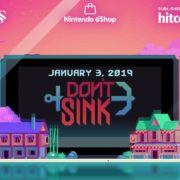 Switch版『Don't Sink』の海外配信日が2019年1月3日に発売決定!2D海賊アドベンチャーRPG