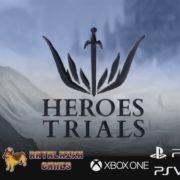 コンソール版『HEROES TRIALS』の海外配信日が2019年1月25日に決定!見下ろし型アクションRPG