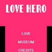 Newニンテンドー3DS用ソフト『Love Hero』が海外向けとして2019年2月14日に配信決定!