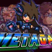 ロックマン風の2Dアクションゲーム『Metagal』のコンソール版が発売決定!
