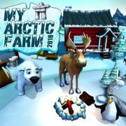 Switch版『My Arctic Farm 2018』が海外向けとして2019年1月17日に配信決定!農場建物のシミュレーションゲーム