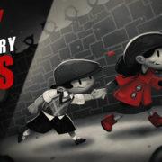 Switch版『My Memory of Us』が海外向けとして2019年1月24日に配信決定!白黒のグラフィックが特徴的な物語ベースのアドベンチャーゲーム