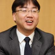 古川俊太郎氏「スイッチ向けソフトはもちろん、テレビとつなげる当社の据え置き型ゲーム機向けでも歴代1位の速さだ。ソフトと合わせてスイッチの販売も11月中旬から勢いが出てる」