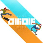 Switch用ソフト『OlliOlli: Switch Stance』が海外向けとして2019年2月14日に配信決定!トリックでスコアを稼ぐレトロスタイルの2Dスケボーゲーム