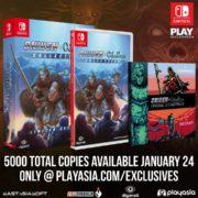 『Oniken: Unstoppable Edition』と『Odallus: The Dark Call』のコンソール版が海外向けとして発売決定!