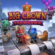 Switch用ソフト『ビッグクラウン:ショーダウン』が2019年1月10日から配信開始!4人マルチプレイに対応したアクションプラットフォーム