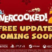 『Overcooked 2』の無料アップデート Coming Soon Trailerが公開!