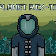 Switch版『Planet RIX-13』が海外向けとして2019年1月16日に発売決定!ピクセルアートグラフィックによる古典的な2Dアドベンチャーゲーム
