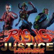 Switch版『Raging Justice』が2019年1月24日から国内配信開始!現代風のベルトスクロールアクション