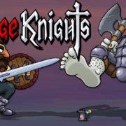 Switch版『Rampage Knights』が海外向けとして2019年1月17日に配信決定!ローグライク+ベルトスクロール風のアクションゲーム