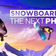Switch用ソフト『Snowboarding The Next Phase』が国内向けとして2019年1月10日に配信決定!