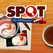 Switch用ソフト『Spot The Differences: Party!』が海外向けとして2019年1月17日に配信決定!Wii Uでも配信された間違い探しゲーム