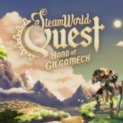『SteamWorld Quest: Hand of Gilgamech』がSwitch向けとして2019年に海外発売決定!カード収集型のファンタジー・ロールプレイングゲーム
