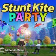 Switch用ソフト『Stunt Kite Party』が海外向けとして2019年2月8日に発売決定!最大4人で遊べるパーティーゲーム