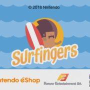 Switch版『Surfingers』が海外向けとして発売決定!上下の動きをコントロールして遊ぶアーケードスタイルのサーフィンゲーム