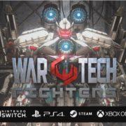 PS4&Switch&Xbox One版『War Tech Fighters』が海外向けとして2019年Q2に発売決定!日本のアニメとハリウッド超大作を融合させた宇宙アクションSTG